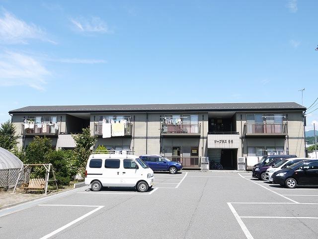 長野県松本市、松本駅バス18分倉田病院前下車後徒歩5分の築16年 2階建の賃貸アパート