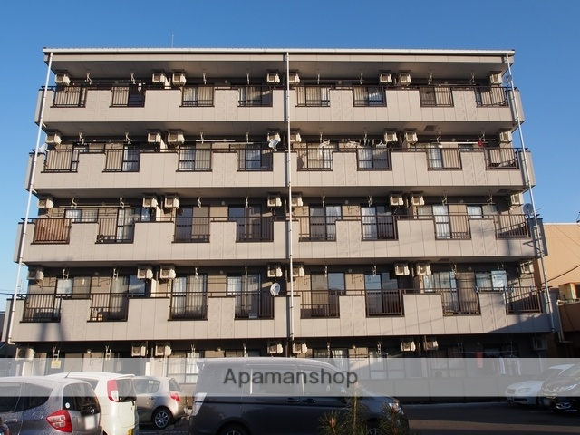 長野県塩尻市、広丘駅徒歩25分の築15年 5階建の賃貸マンション