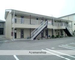 長野県松本市、南松本駅徒歩45分の築21年 2階建の賃貸アパート