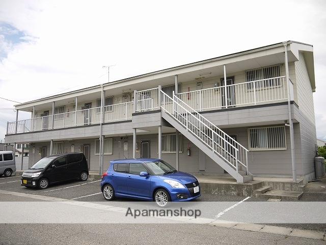 長野県塩尻市、村井駅徒歩16分の築21年 2階建の賃貸アパート