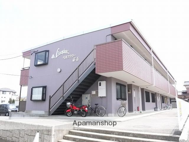 長野県塩尻市、塩尻駅徒歩28分の築18年 2階建の賃貸アパート