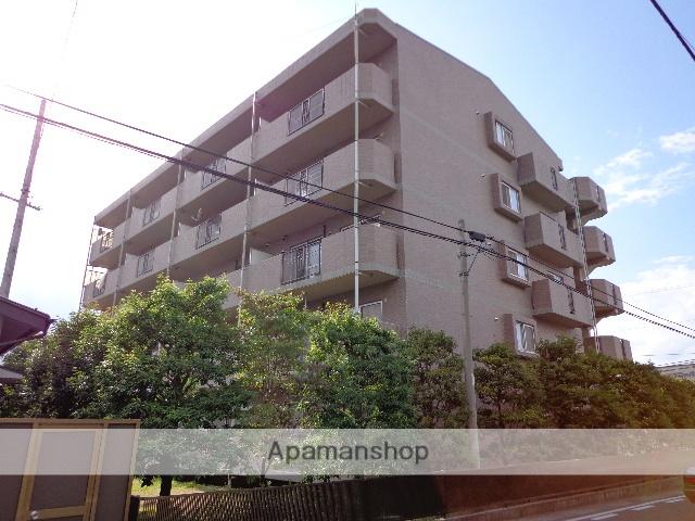 長野県松本市、松本駅徒歩10分の築18年 5階建の賃貸マンション