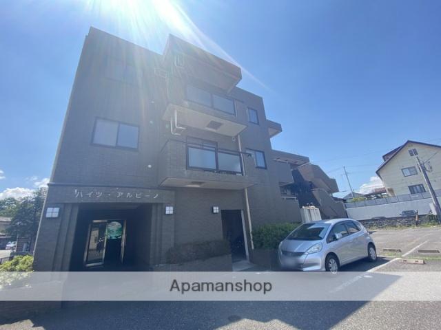 長野県松本市、北松本駅徒歩12分の築19年 3階建の賃貸マンション