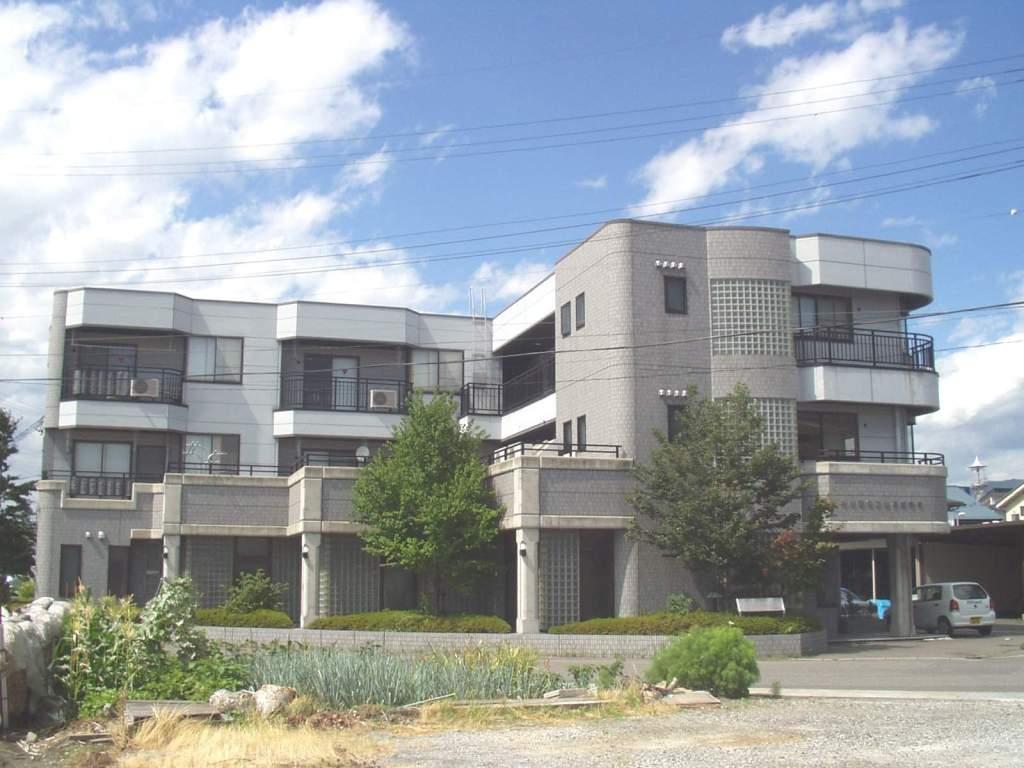 長野県松本市、松本駅徒歩20分の築22年 3階建の賃貸マンション