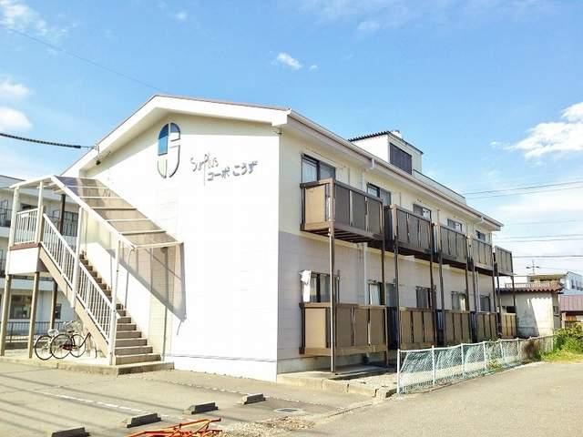 長野県塩尻市、塩尻駅徒歩14分の築18年 2階建の賃貸アパート