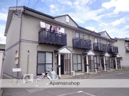 長野県松本市、松本駅バス15分新井口下車後徒歩3分の築16年 2階建の賃貸テラスハウス