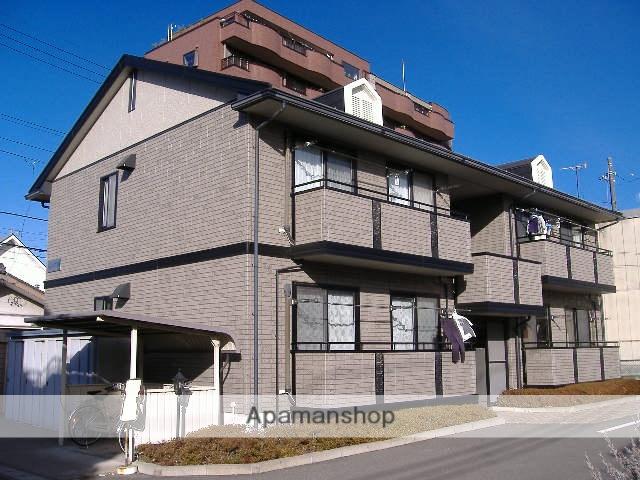 長野県松本市、南松本駅徒歩18分の築17年 2階建の賃貸アパート