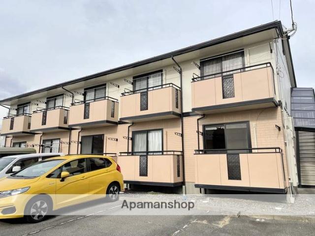 長野県松本市、南松本駅徒歩15分の築19年 2階建の賃貸アパート