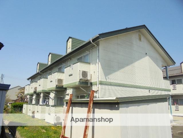 長野県松本市、南松本駅徒歩20分の築26年 2階建の賃貸アパート