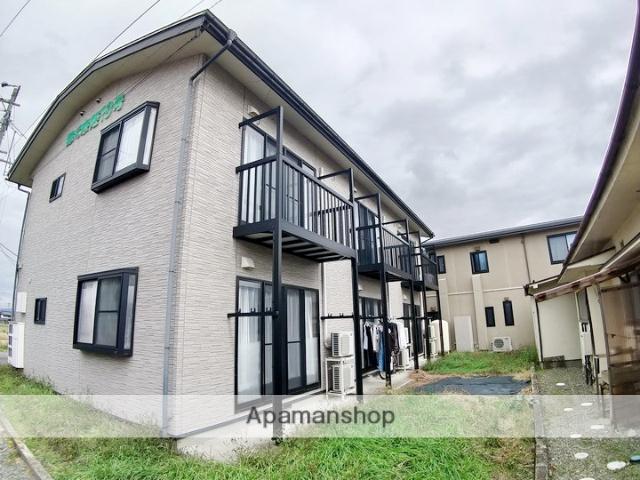 長野県松本市、下新駅徒歩8分の築9年 2階建の賃貸アパート