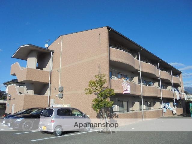 長野県松本市、松本駅バス12分笹部下車後徒歩2分の築15年 3階建の賃貸マンション