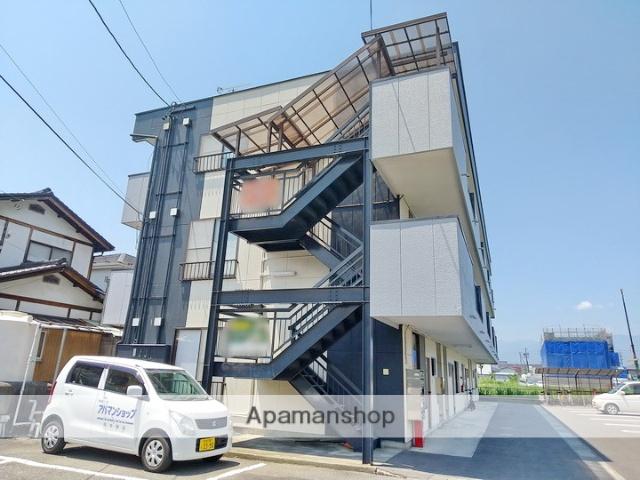 長野県松本市、松本駅徒歩17分の築29年 3階建の賃貸マンション