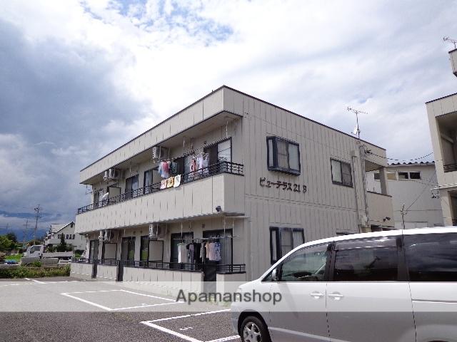 長野県松本市、大庭駅徒歩7分の築17年 2階建の賃貸マンション