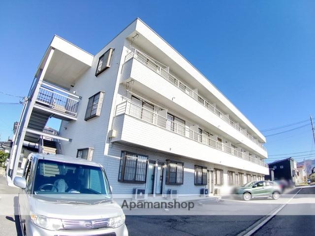 長野県松本市、南松本駅徒歩19分の築25年 3階建の賃貸マンション