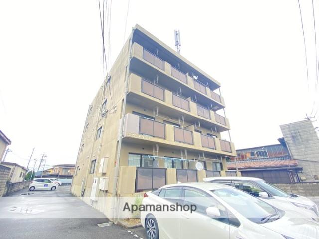 長野県松本市、松本駅バス20分月見町下車後徒歩5分の築17年 4階建の賃貸マンション