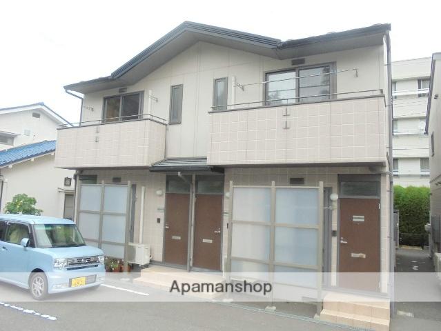 長野県松本市、南松本駅徒歩15分の築13年 2階建の賃貸アパート
