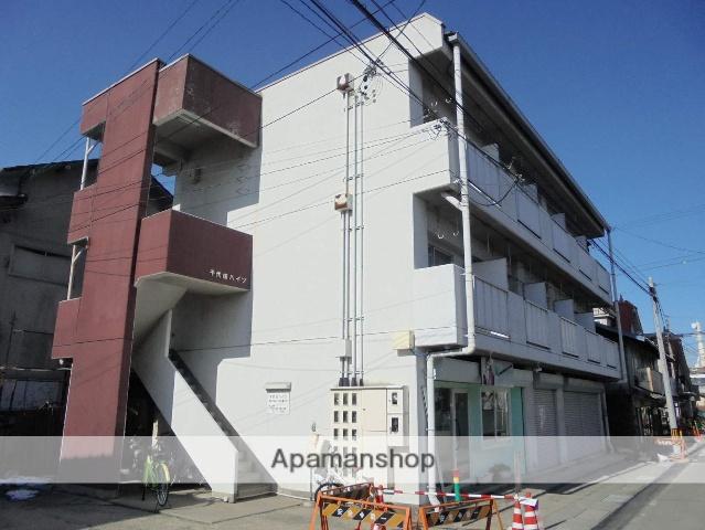 長野県松本市、松本駅徒歩10分の築31年 3階建の賃貸マンション