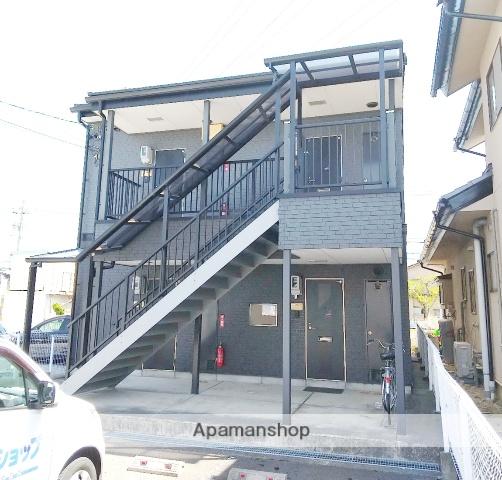 長野県塩尻市、塩尻駅徒歩13分の築15年 2階建の賃貸アパート
