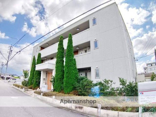 長野県松本市、松本駅徒歩15分の築8年 3階建の賃貸マンション
