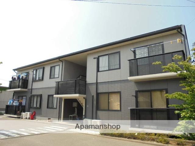 長野県松本市、南松本駅徒歩19分の築20年 2階建の賃貸アパート
