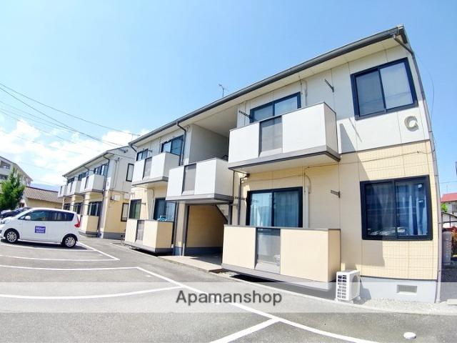 長野県松本市、松本駅徒歩15分の築18年 2階建の賃貸アパート