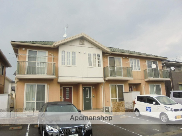 長野県松本市、南松本駅徒歩12分の築11年 2階建の賃貸テラスハウス