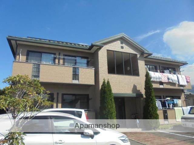 長野県松本市、松本駅バス6分四ツ谷下車後徒歩6分の築15年 2階建の賃貸アパート