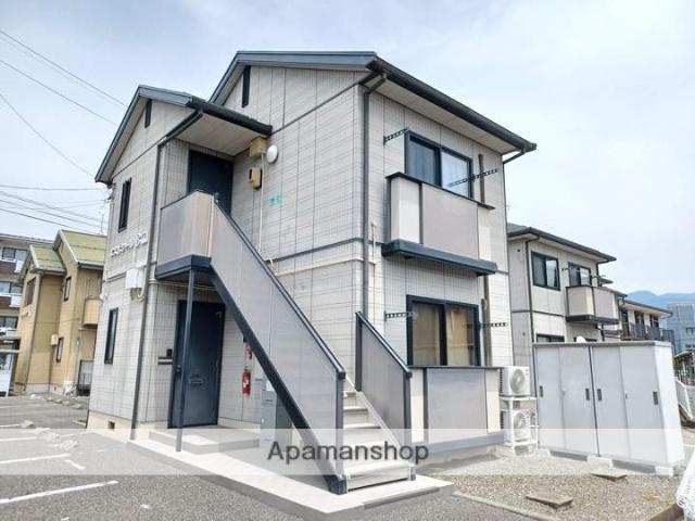 長野県松本市、南松本駅徒歩13分の築15年 2階建の賃貸アパート