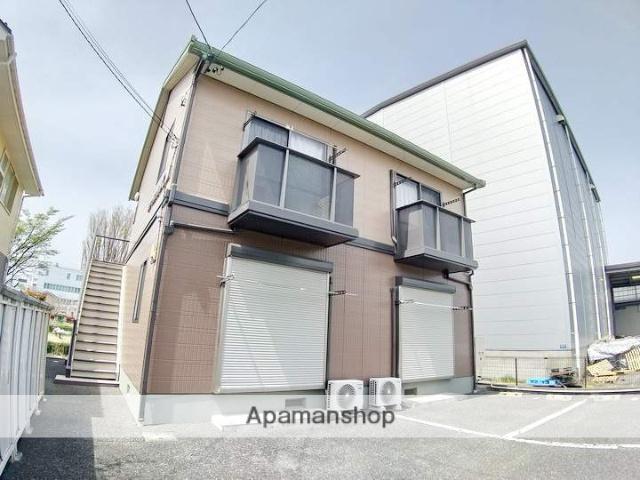 長野県松本市、松本駅徒歩19分の築17年 2階建の賃貸アパート