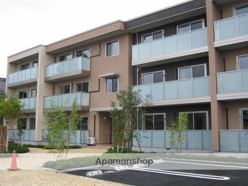 長野県松本市、南松本駅徒歩27分の築5年 3階建の賃貸マンション