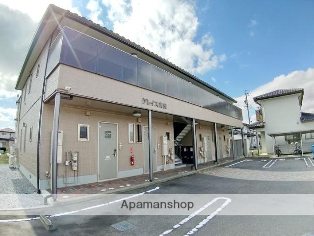 長野県松本市、南松本駅徒歩17分の築10年 2階建の賃貸アパート