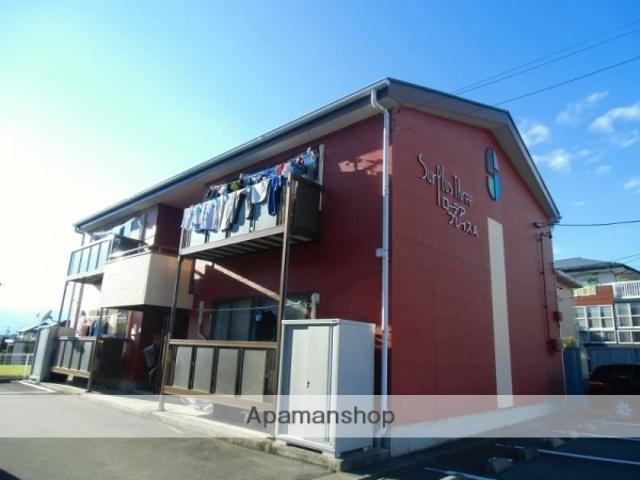 長野県松本市の築19年 2階建の賃貸アパート