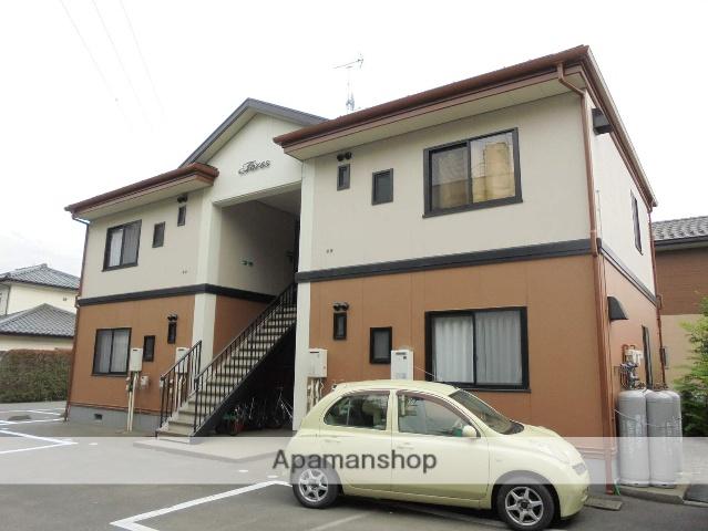 長野県松本市、大庭駅徒歩20分の築17年 2階建の賃貸アパート