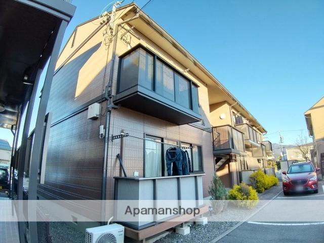 長野県松本市、松本駅徒歩18分の築18年 2階建の賃貸アパート