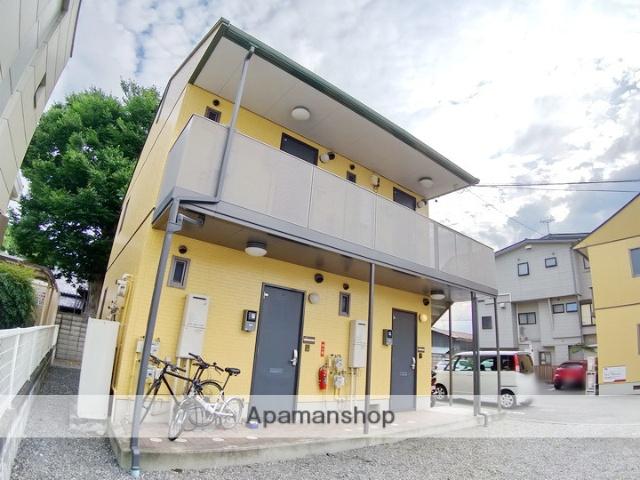 長野県松本市、松本駅徒歩10分の築14年 2階建の賃貸アパート