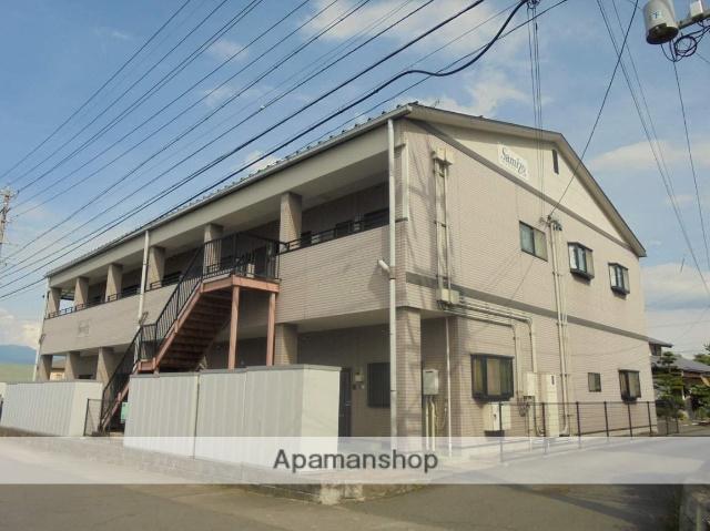 長野県松本市、三溝駅徒歩7分の築15年 2階建の賃貸アパート