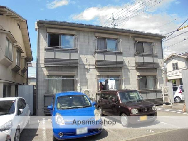 長野県松本市、松本駅徒歩20分の築12年 2階建の賃貸アパート