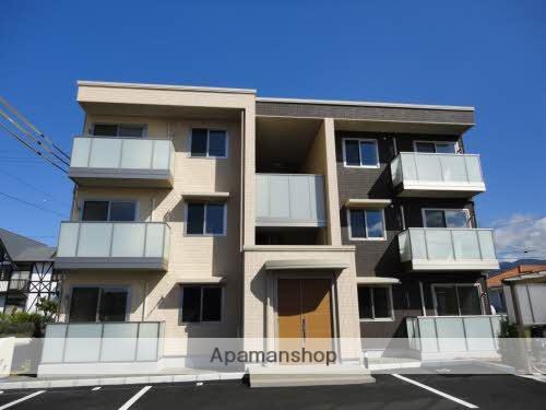 長野県松本市、松本駅バス11分西筑摩下車後徒歩2分の築6年 3階建の賃貸マンション