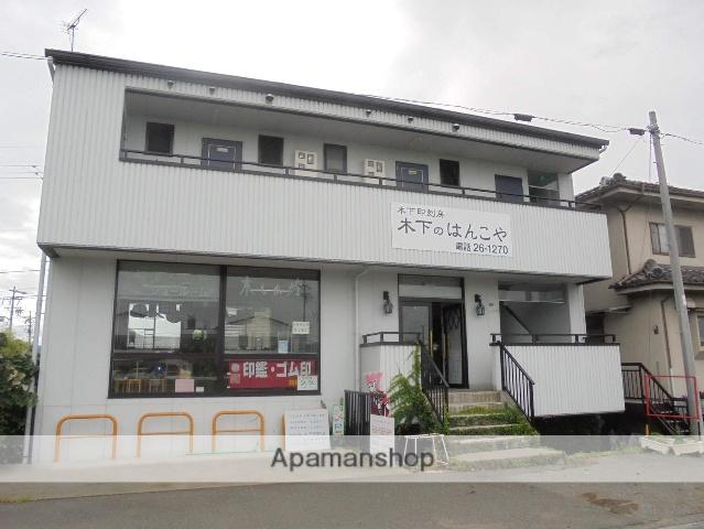 長野県松本市、松本駅徒歩16分の築21年 3階建の賃貸マンション
