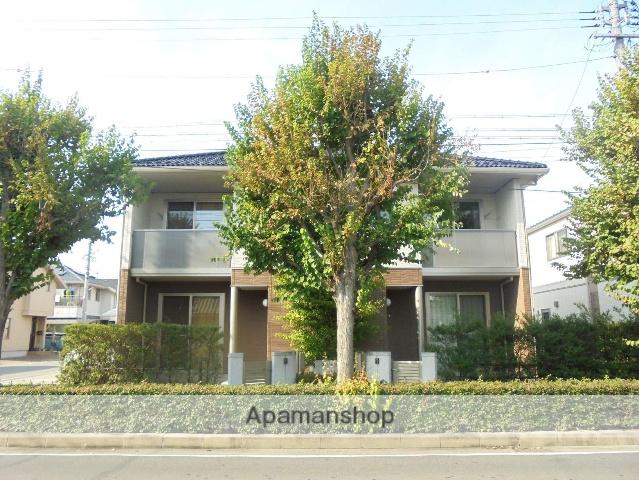 長野県松本市、南松本駅徒歩19分の築8年 2階建の賃貸アパート