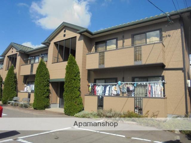 長野県松本市、松本駅徒歩30分の築15年 2階建の賃貸アパート