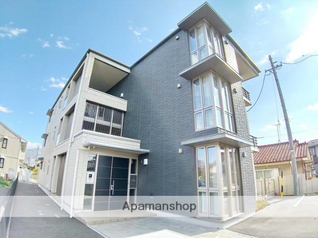 長野県松本市、南松本駅徒歩19分の新築 3階建の賃貸マンション