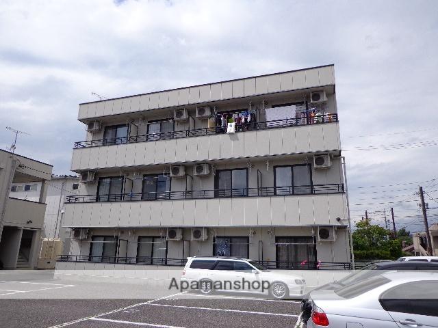 長野県松本市、信濃荒井駅徒歩14分の築17年 3階建の賃貸マンション