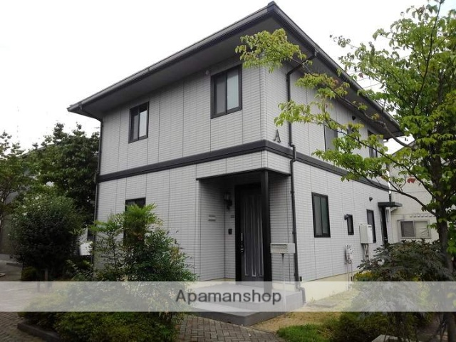 長野県松本市、南松本駅徒歩20分の築19年 1階建の賃貸一戸建て