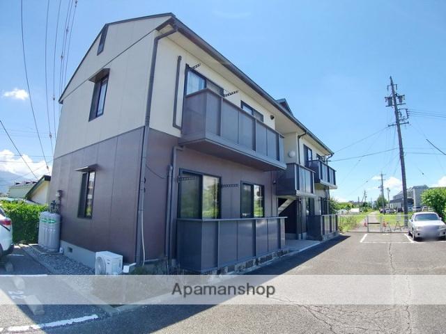 長野県松本市、信濃荒井駅徒歩11分の築19年 2階建の賃貸アパート