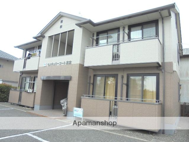 長野県松本市、南松本駅徒歩13分の築16年 2階建の賃貸アパート