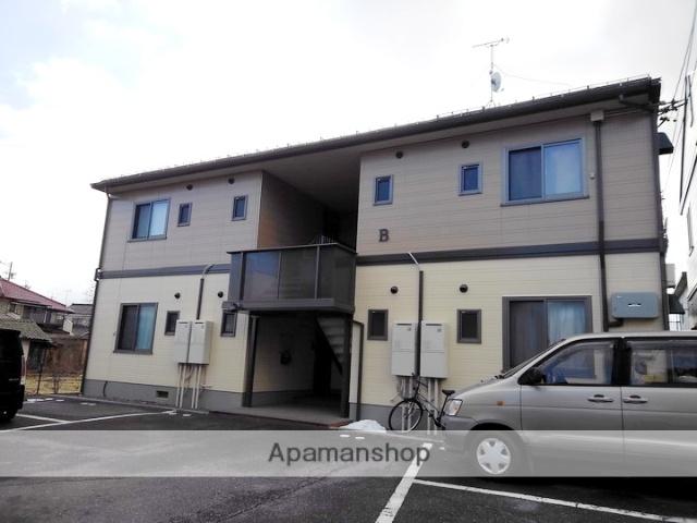 長野県松本市、新村駅徒歩8分の築16年 2階建の賃貸アパート