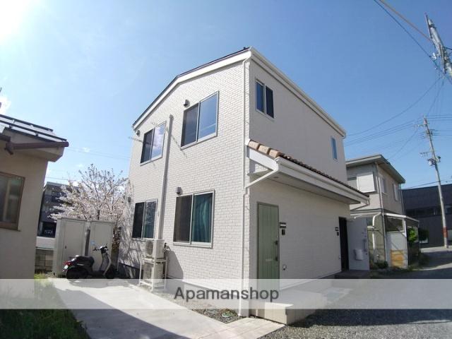 長野県松本市、松本駅徒歩16分の新築 2階建の賃貸アパート
