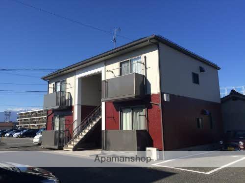 長野県松本市、松本駅バス12分富士電機前下車後徒歩10分の築15年 2階建の賃貸アパート