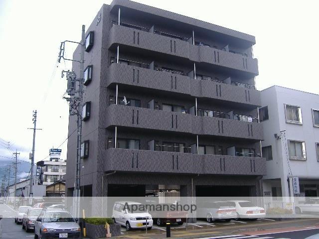 長野県松本市、松本駅徒歩9分の築14年 5階建の賃貸マンション